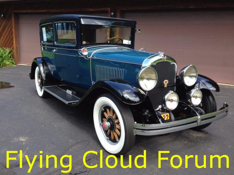 Flying Cloud Forum
